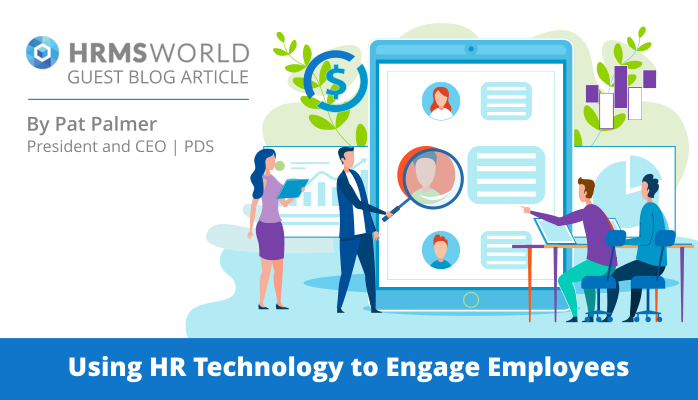 Using HR Technology to Engage Employees