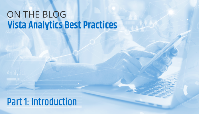 On the blog: Analytics Best Practices Part 1: Introduction