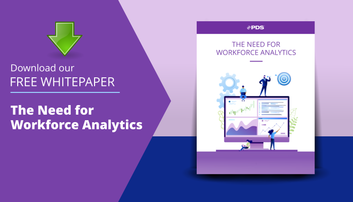 Download our free whitepaper on The Need for Workforce Analytics
