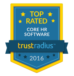 2016 Top Rated Core HR Platform