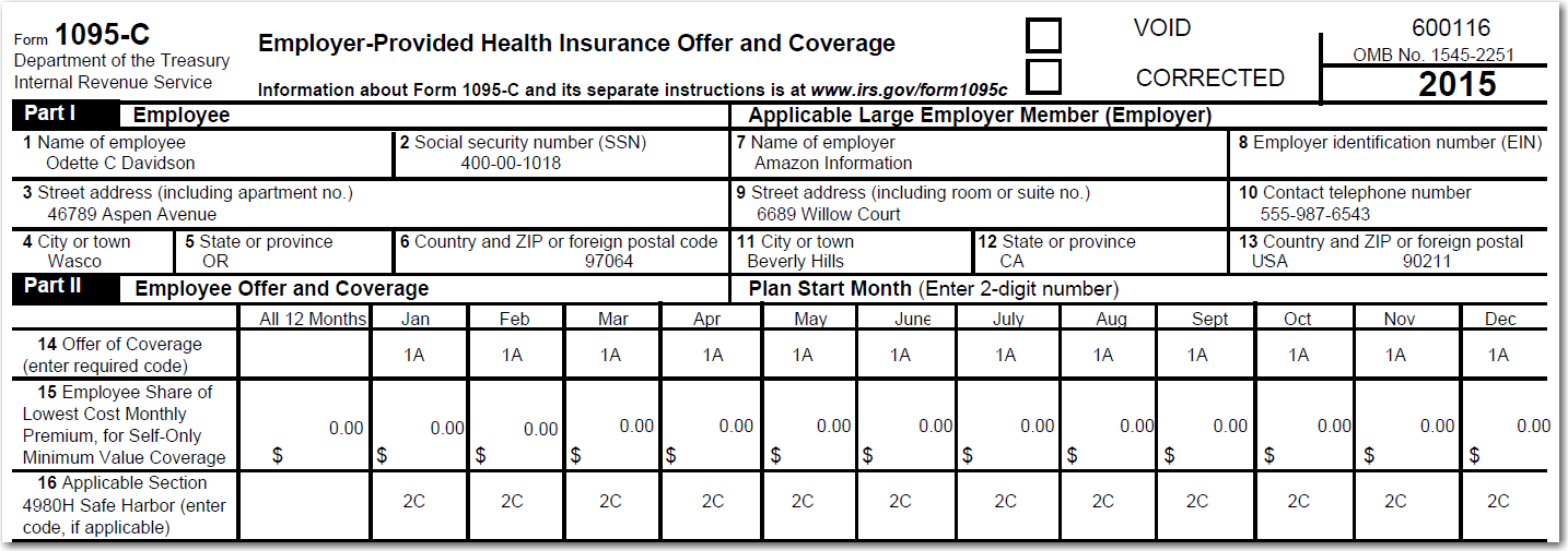 Aca And The Vista Hrms Fall Update