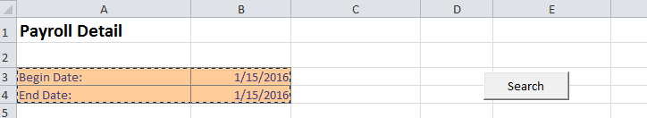 Using Stored Procedure Multiple Result Sets in Excel